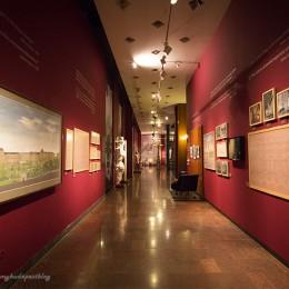 Múzeumok, Kiállítások